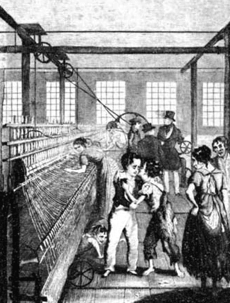 plight worker during industrial revolution paradigm shift Working conditions in the 1800s were very poor children were often expected to work in very  what were health and sanitation like during the industrial revolution.