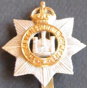 Devonshire Regiment Cap Badge