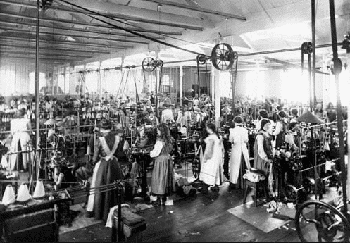 Why Did Britain Lead the Industrial Revolution?