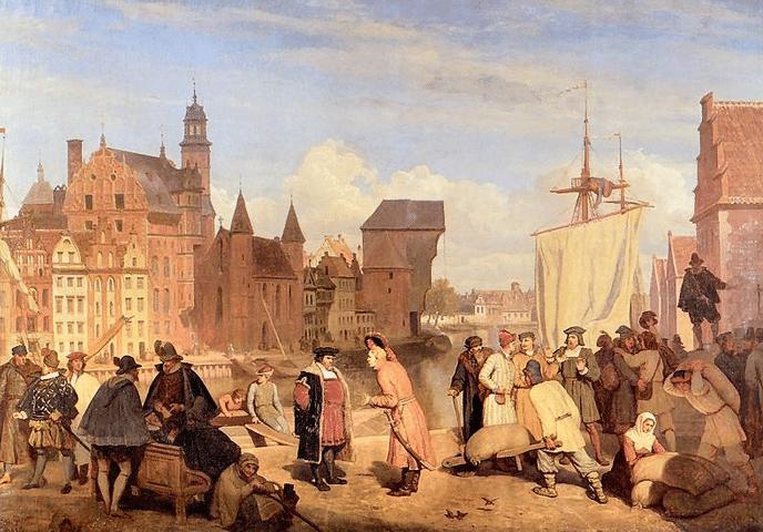 17th Century Trade