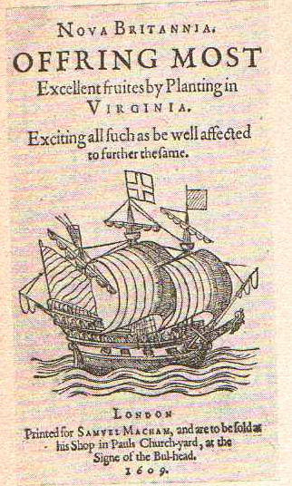 New Britain 1609