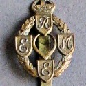 R.E.M.E  Cap Badge 1942 – 1947