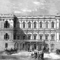Burlington House London 4th home to Royal Society