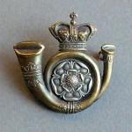 Cap Badge King's Own Yorkshire Light Infantry