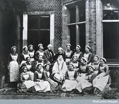 Migration of Nightingale Nurses