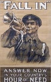 volunteer battalions british army