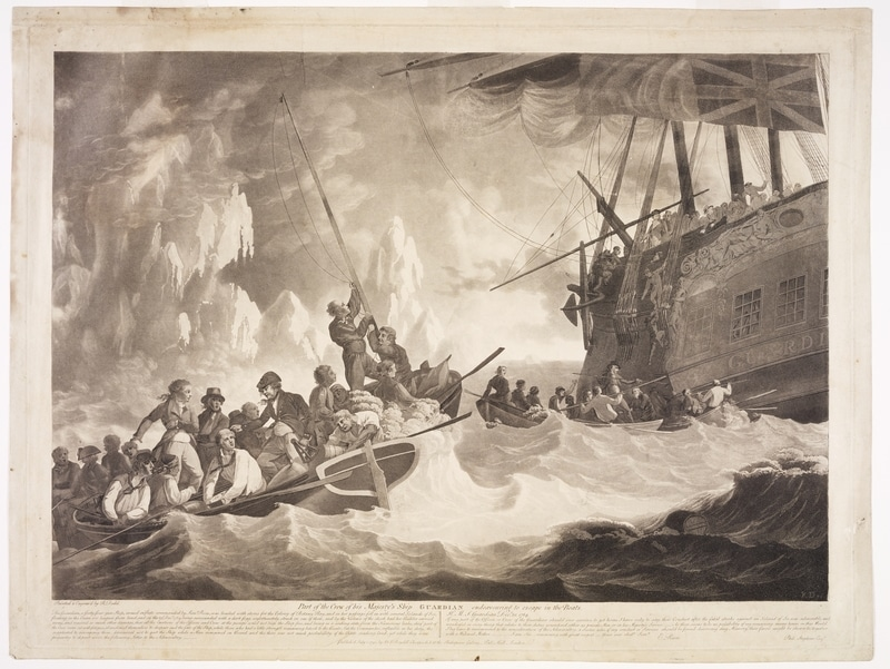 The Disaster of the Second Fleet 1789
