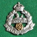 East Lancashire Regiment Military Cap Badge