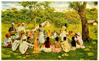 Migration of Indians to the Colonies