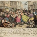Visit the Streets of C18th London through the works of Rowlandson & Smith