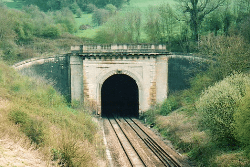 Brunel's Box Tunnel