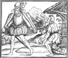 Statute Punishment  of Beggars and Vagabonds 1531