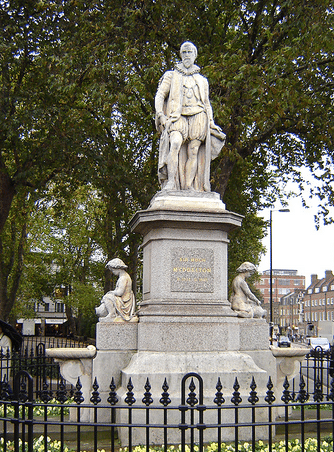 Hugh Myddleton Statue