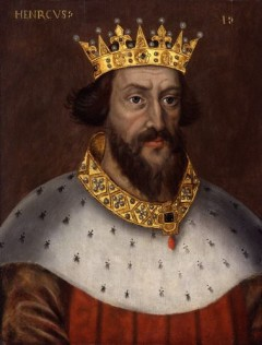 King Henry I Son of The Conqueror