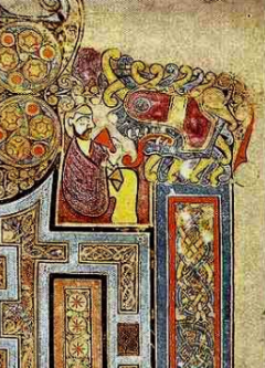 Book of Kells Medieval Masterpiece