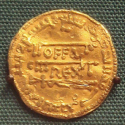 King Offa's Gold Coin