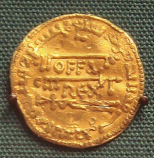 King Offa's Gold Coin