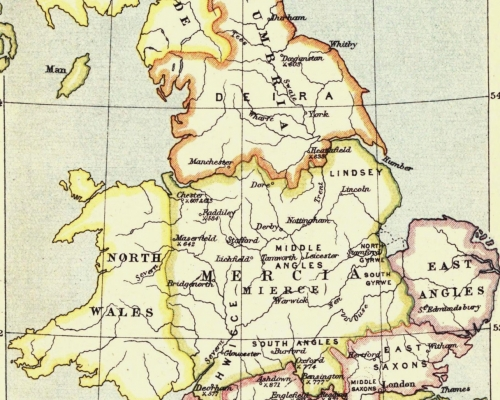 England as an Heptarchy