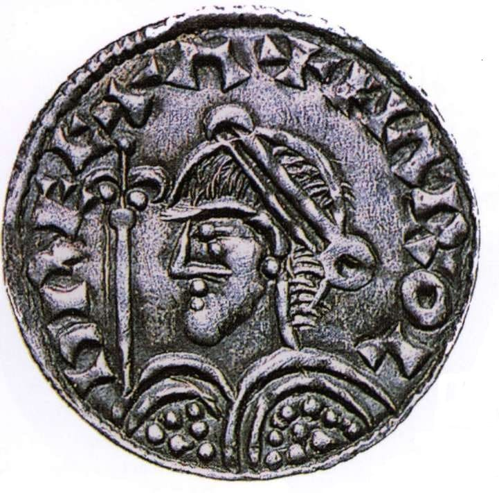 Harthacnut King of the Danes and the English