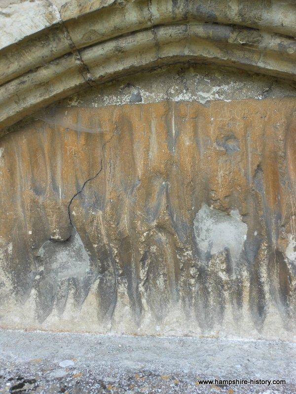 Knights Templar at Fordingbridge