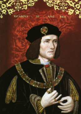 King Richard III of England Found Facts and Fiction