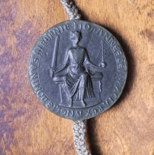 The King John Seal