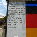 The Berlin Wall a Monument