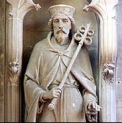 King Cenwulf of Mercia