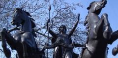 Boudica British Queen