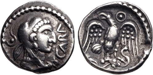 Who was Caratacus?