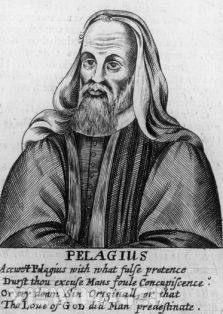 Who was Pelagius?