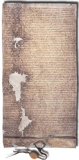 Magna Carta Translation 1225