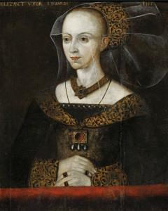 Elizabeth Woodville Queen of Edward IV