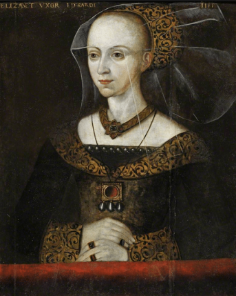 Elizabeth Woodville Queen of Edward IV