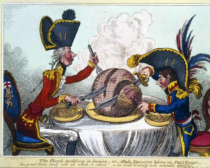Napoleonic Wars 1803 1815 Chronology And Timeline