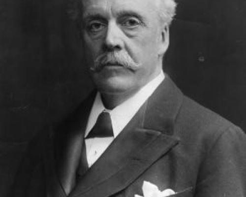 Arthur James Balfour Prime Minister 1902-1905