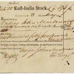 Joint Stock Ownership and the Corporate entity