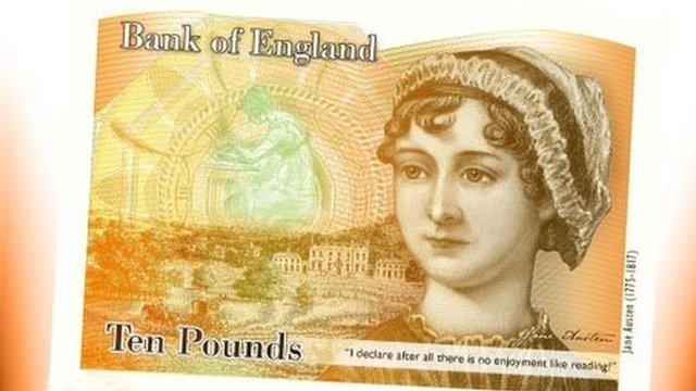 Bank notes more women on designs called for in 21st century