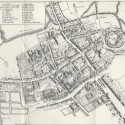 Oxford University Map of Colleges