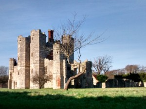 Titchfield Abbey  Hampshire Early Spring on Intriguing-History.com
