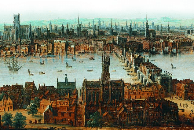 A history of the great fire of london in 1666