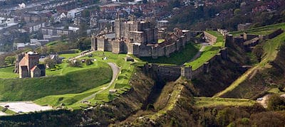 Dover castle King John Rebel Wars Thomas Beckett and henry II