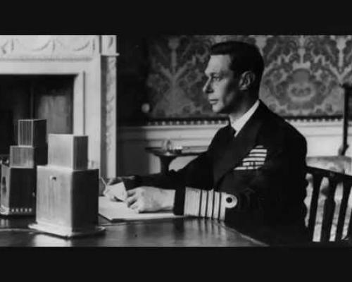 VE Day 1945 King George VI Speech