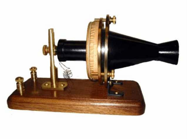 Bell's telephone archive