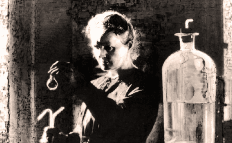 Marie Curie 1908